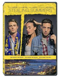 Stealing Summers DVD Cover Art