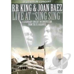 B.B. King - Live At Sing Sing DVD Cover Art