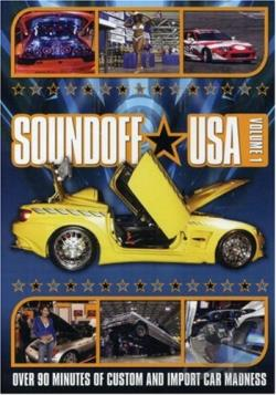 Soundoff USA Volume 1 DVD Cover Art