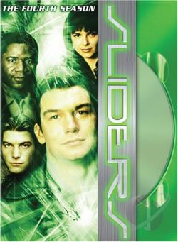 Sliders - The Complete Fourth Season DVD Cover Art