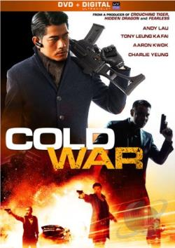 Cold War DVD Cover Art