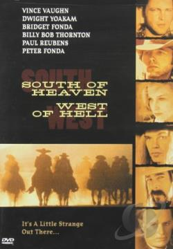 South of Heaven, West of Hell DVD Cover Art