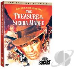 Treasure of the Sierra Madre DVD Cover Art