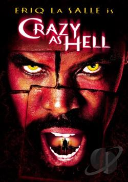 Crazy As Hell DVD Cover Art