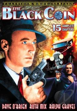 Black Coin DVD Cover Art