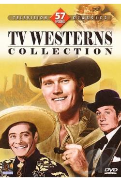 TV Westerns Collection DVD Cover Art