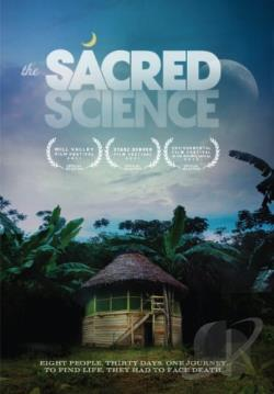Sacred Science DVD Cover Art