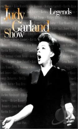 Judy Garland Show - Vol. 6: Legends DVD Cover Art