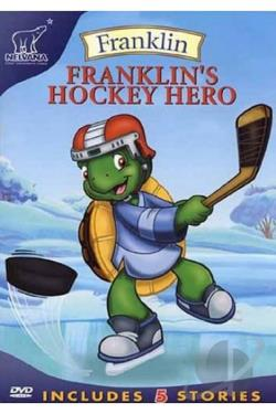 Franklin - Franklins Hockey Hero DVD Cover Art