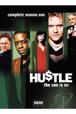 Hustle - The Complete Season 1 DVD Cover Art