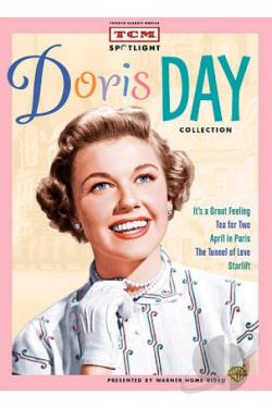 TCM Spotlight - Doris Day Collection DVD Cover Art