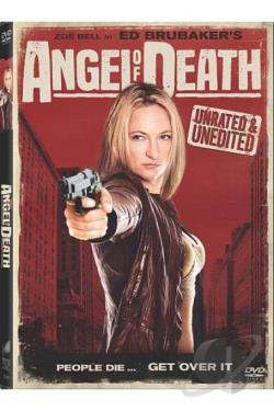 Angel Of Death DVD Cover Art