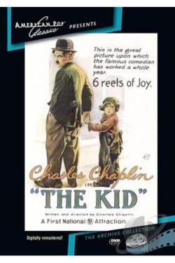 Kid DVD Cover Art