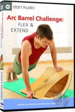 Stott Pilates: Arc Barrel Challenge - Flex & Extend DVD Cover Art