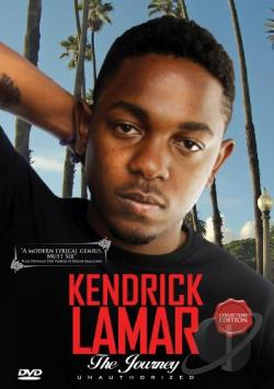 Kendrick Lamar: The Journey - Unauthorized DVD Cover Art