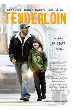 Tenderloin DVD Cover Art