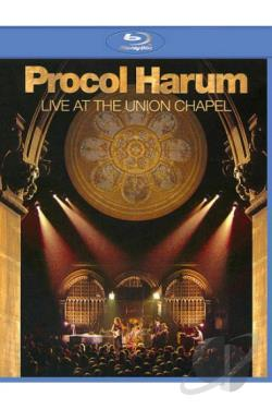 Procol Harum - Live at the Union Chapel BRAY Cover Art