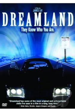 Dreamland DVD Cover Art