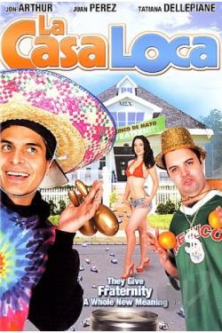 Casa Loca DVD Cover Art