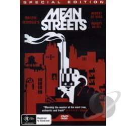 Mean Streets DVD Cover Art