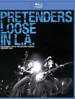 Pretenders - Loose in L.A. BRAY Cover Art