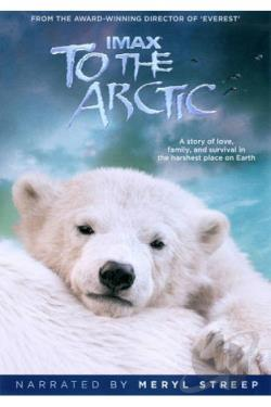 To the Arctic DVD Cover Art