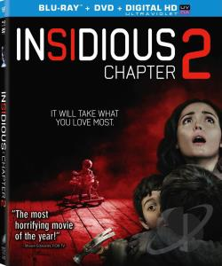 Insidious Chapter 2 BRAY Cover Art