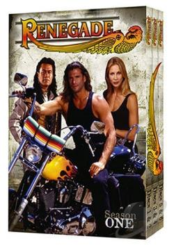 Renegade - Season 1 DVD Cover Art