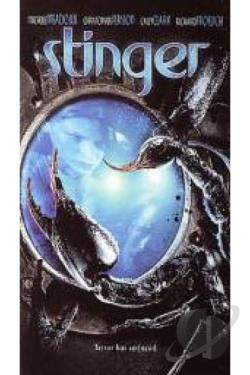 Stinger DVD Cover Art