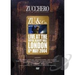 Live At The Royal Albert Hall (Pal/Region 0) DVD Cover Art