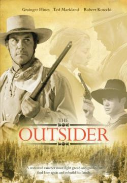 Outsider DVD Cover Art