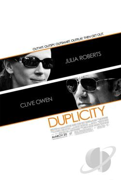 Duplicity DVD Cover Art