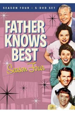 Father Knows Best - The Complete Fourth Season DVD Cover Art