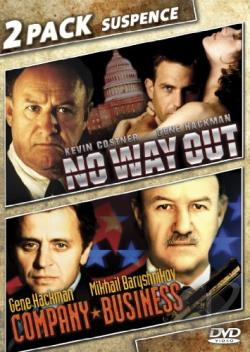 No Way Out/Company Business DVD Cover Art