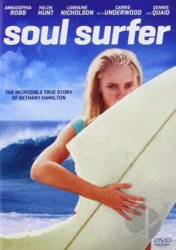 Soul Surfer DVD Cover Art