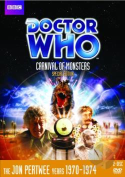 Doctor Who - Carnival of Monsters DVD Cover Art
