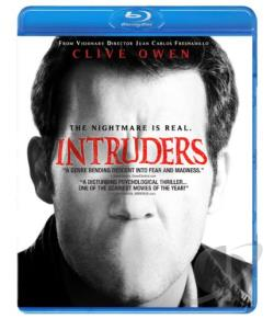 Intruders BRAY Cover Art