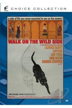 Walk on the Wild Side DVD Cover Art