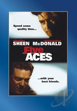 Five Aces DVD Cover Art