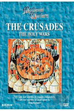 Crusades: The Holy War DVD Cover Art