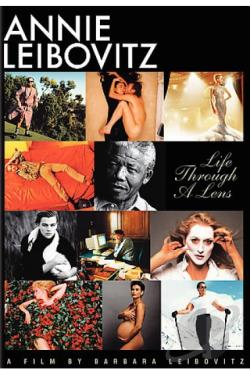 Annie Leibovitz - Life Through A Lens DVD Cover Art