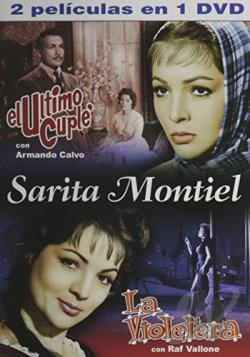 Ultimo Cuple/La Violetera DVD Cover Art