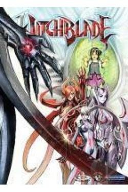 Witchblade - Vol. 4 DVD Cover Art