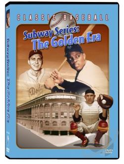 Subway Series - The Golden Era DVD Cover Art