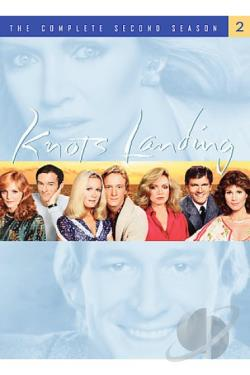 Knots Landing - The Complete Second Season DVD Cover Art