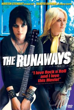Runaways DVD Cover Art