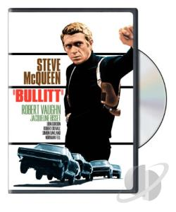 Bullitt DVD Cover Art