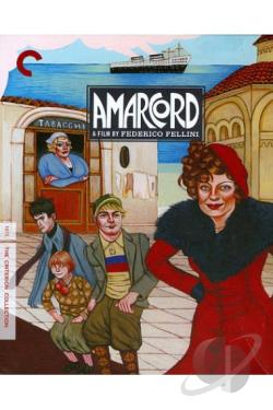 Amarcord BRAY Cover Art