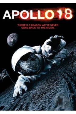 Apollo 18 DVD Cover Art