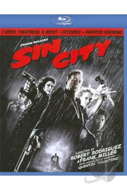 Sin City BRAY Cover Art